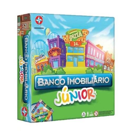 Jogo.Banco Imobiliário Junior Estrela