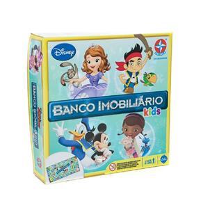 Jogo Banco Imobiliário Kids Disney Junior