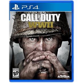 Jogo Call Of Duty Ww2 PS4