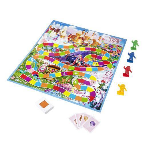 Tudo sobre 'Jogo Candy Land'