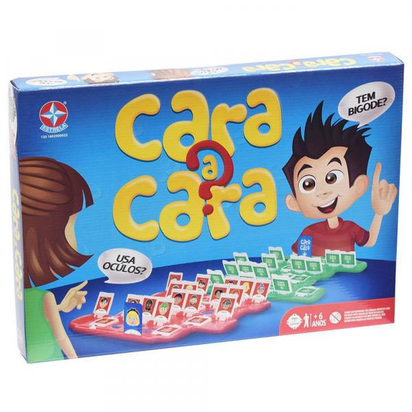 Jogo Cara a Cara - Estrela 2900022