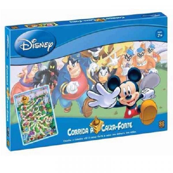 Jogo Corrida à Caixa Forte da Disney - Grow