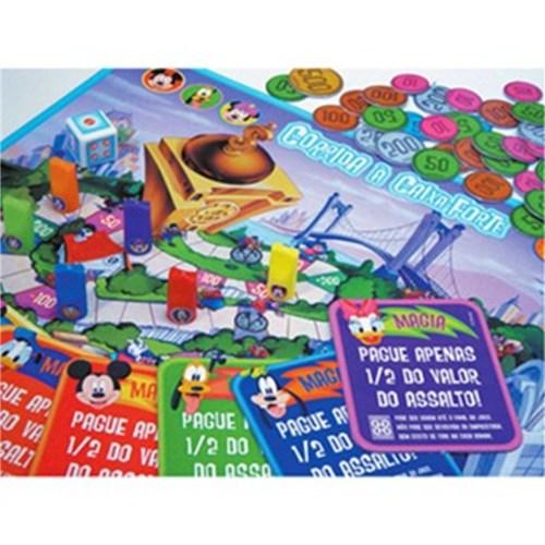 Jogo Corrida à Caixa-Forte - Disney - Grow