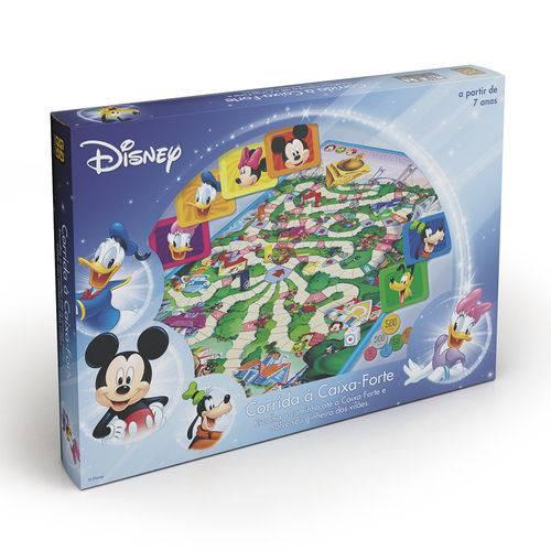Jogo Corrida à Caixa Forte Disney - Grow
