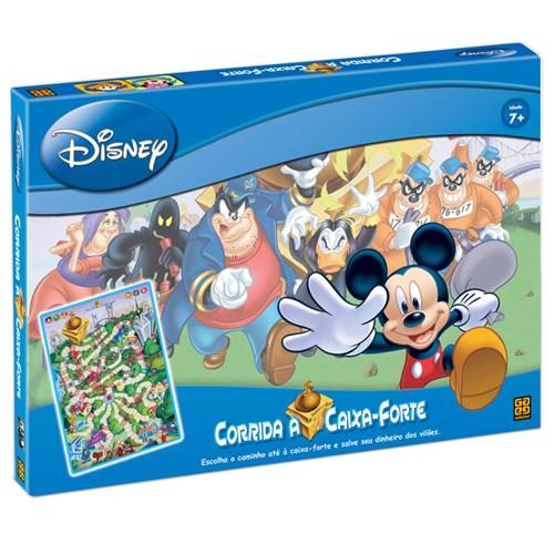 Jogo Corrida à Caixa Forte Disney Grow