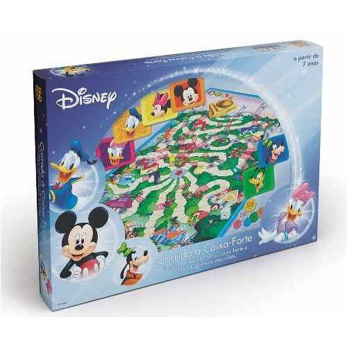 Jogo Corrida ao Caixa Forte Disney Grow