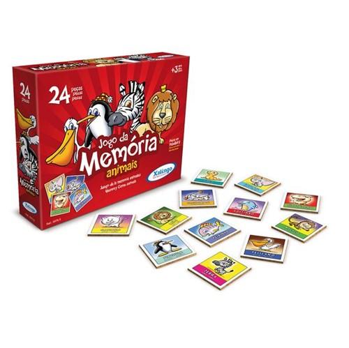 Tudo sobre 'Jogo da Memória Animais Xalingo'