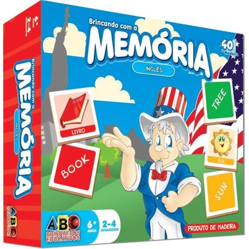 Tudo sobre 'Jogo da Memória Inglês'