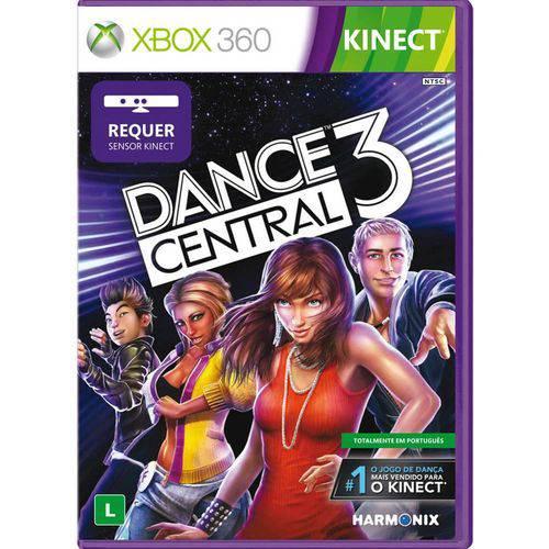 Tudo sobre 'Jogo Dance Central 3 Xbox360'