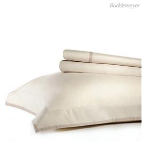 Jogo de Cama Solteiro 200 Fios Confort Basic Premium - Bege