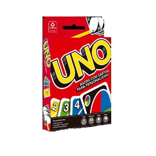 Jogo de Cartas Copag Uno