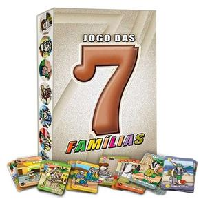 Jogo de Cartas das Sete Famílias