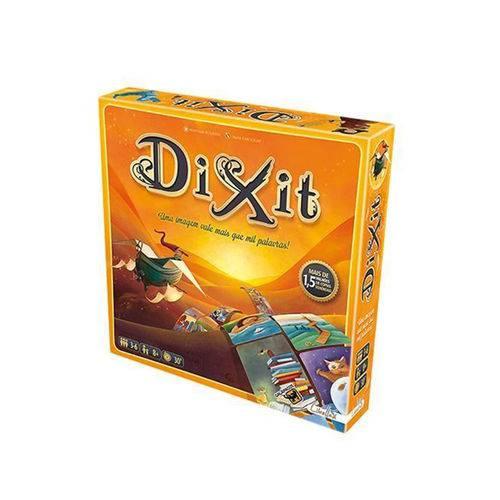 Jogo de Cartas Dixit Dix001 - Galápagos Jogos