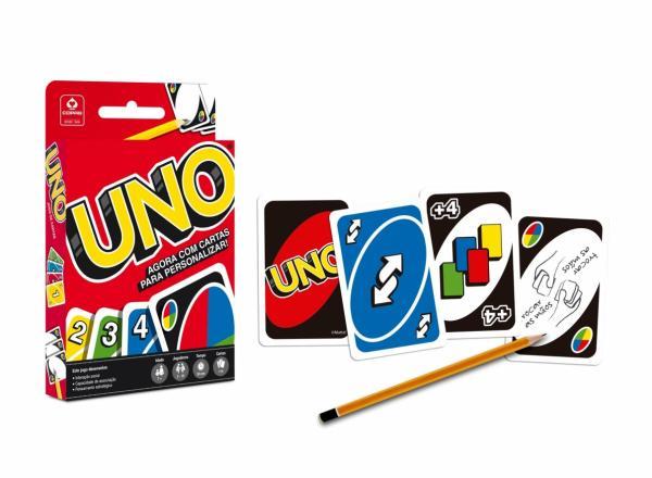 Jogo de Cartas Uno 98190 Copag - 1