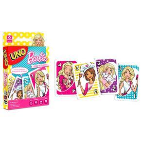 Jogo de Cartas Uno Copag - Barbie