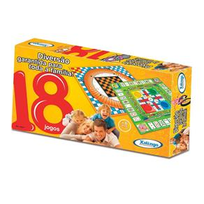 Jogo Educativo 18 Jogos Xalingo