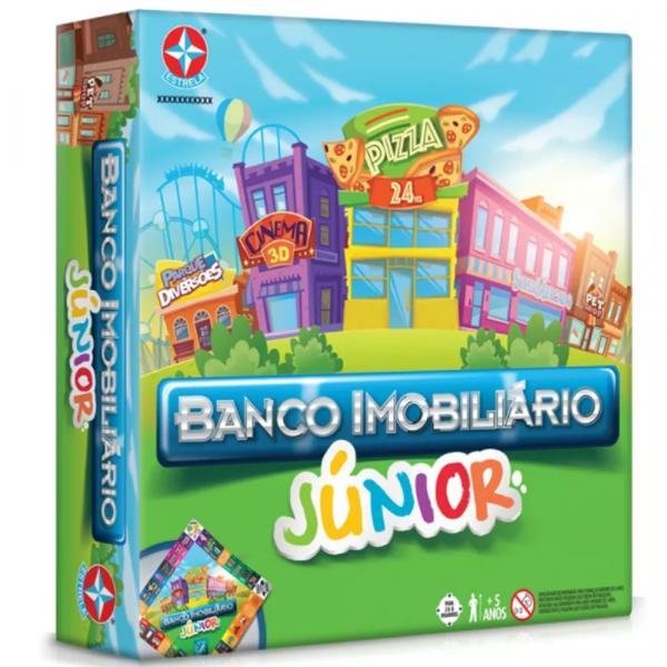 Jogo Estrela Banco Imobiliário Júnior