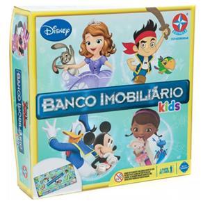 Jogo Estrela Banco Imobiliário Kids Junior