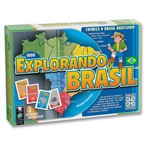 Jogo Explorando o Brasil - 1658 - Grow