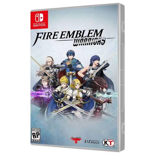 Tudo sobre 'Jogo Fire Emblem Warriors Switch'