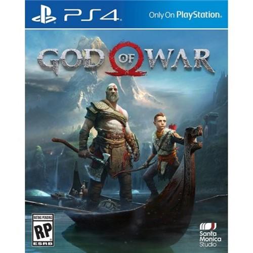 Tudo sobre 'Jogo God Of War - Ps4'