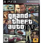 Jogo Grand Theft Auto Iv Ps3
