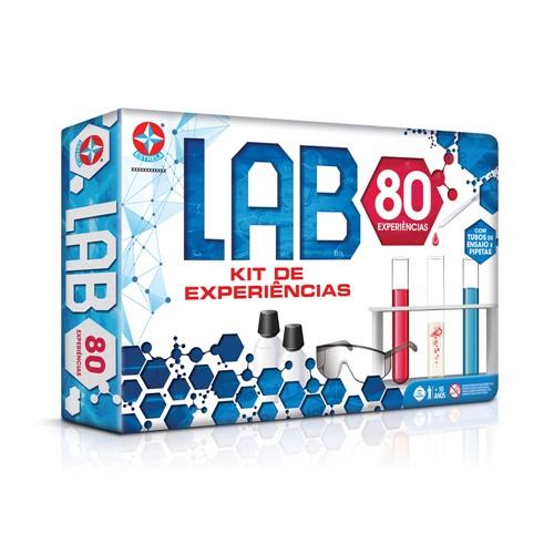 Tudo sobre 'Jogo Lab 80 ESTRELA'