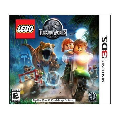 Tudo sobre 'Jogo Lego Jurassic World - 3ds'