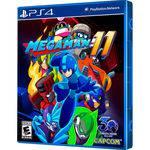 Tudo sobre 'Jogo Mega Man 11 Ps4'
