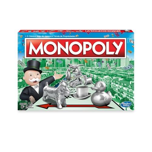Tudo sobre 'Jogo - Monopoly C1009'