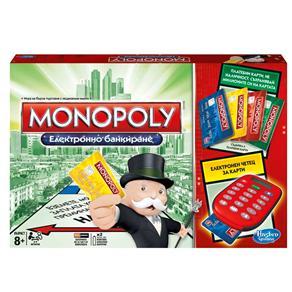 Tudo sobre 'Jogo Monopoly Hasbro com Cartão'