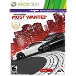 Tudo sobre 'Jogo Need Speed Most Wanted Xbox 360'