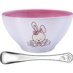 Jogo Porcelana para Criança Le Petit Feminino 2 Peças - Tramontina