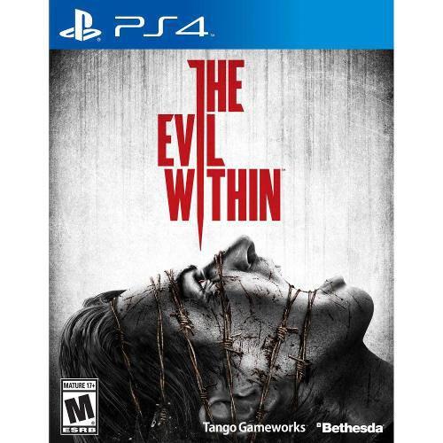 Tudo sobre 'Jogo Ps4 The Evil Within'