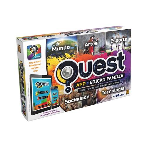 Jogo Quest Edição Familia Grow