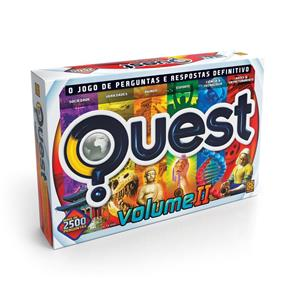 Tudo sobre 'Jogo Quest Volume 2'