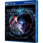 Tudo sobre 'Jogo Resident Evil Revelations Ps4'