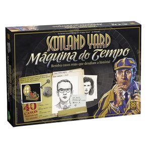 Tudo sobre 'Jogo Scotland Yard Máquina do Tempo'
