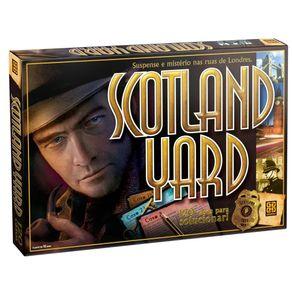 Tudo sobre 'Jogo Scotland Yard'