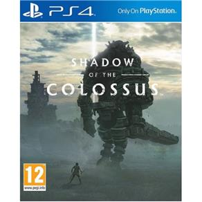 Jogo Shadow Of Colossus PS4
