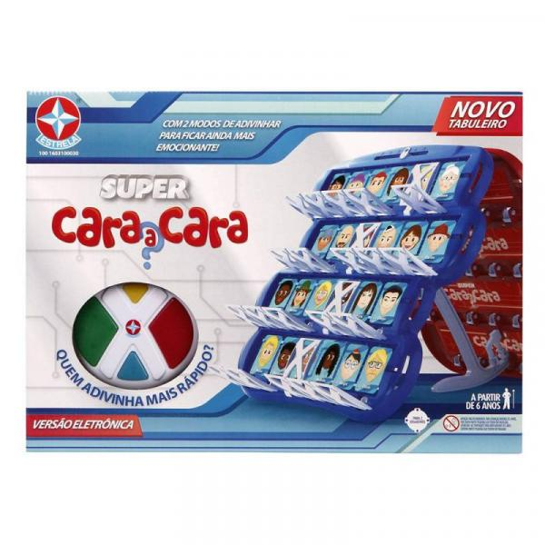 Jogo Super Cara a Cara - Estrela 1001603100030