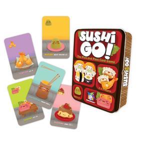 Jogo Sushi Go! - Pt-Br - Devir