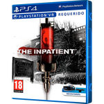 Ps4 Vr.the Inpatient Vr. Ps4