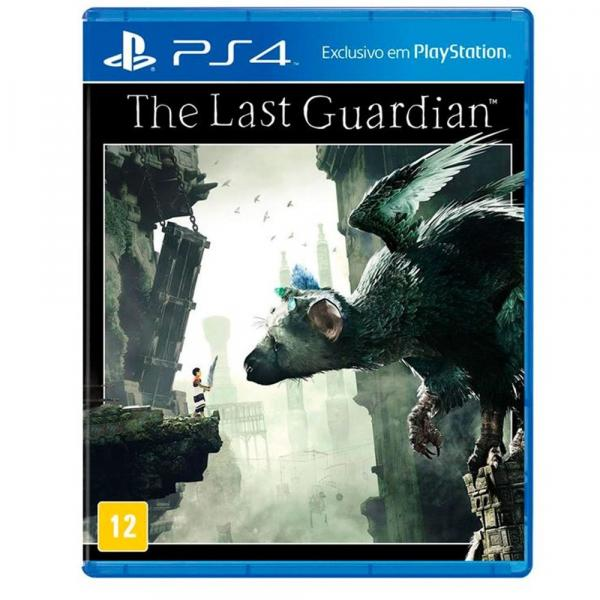 Jogo The Last Guardian - PS4 - Sony Ps4