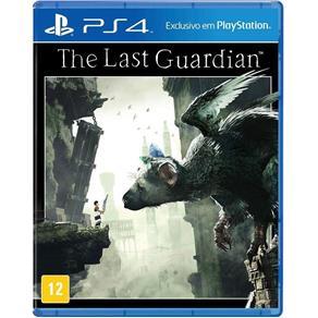 Jogo - The Last Guardian - PS4