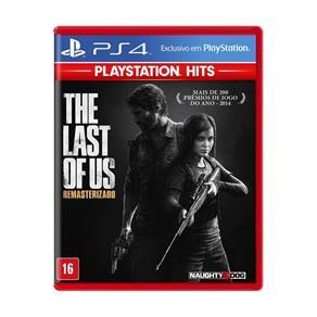 Jogo - The Last Of Us: Remasterizado - PS4