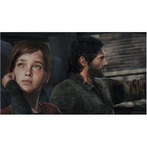 Jogo The Last Of Us Remasterizado PS4