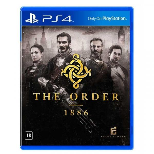 Jogo The Order: 1886 - PS4 - Sony
