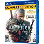 Tudo sobre 'Jogo The Witcher 3 Wild Hunt Complete Edition Ps4'