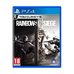 Jogo Tom Clancy`s: Rainbow Six Siege - PS4